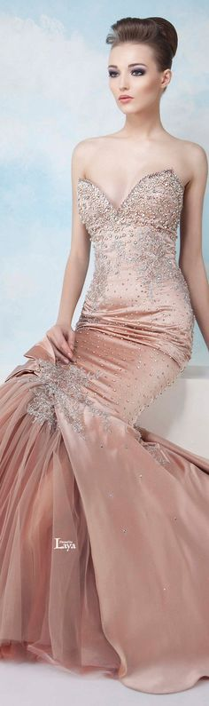 TONY CHAAYA S S 2014 COUTURE jaglady Evening Party Gowns 45557727fbe