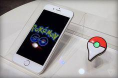 Pokemón Go con tecnología de realidad