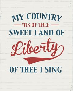 God Bless America!-- A Patriotic Round Up - Landee See Landee Do