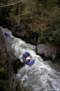 Whitewater rafting can be a great sport for the whole family to get outside and have fun together. It's also a challenging adventure sport for singles or solo travelers providing extreme adventure challenges. There are many benefits to whitewater rafting, both physical and mental.