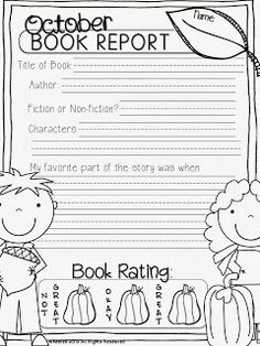 book report for first grader It''s the night before the big day—-first grade penny is excited to  the amazon  book review  i bought this book for friends' twins who are starting 1st grade.