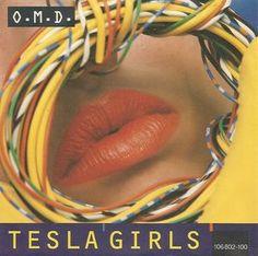 O.M.D.* - Tesla Girls (Vinyl) at Discogs