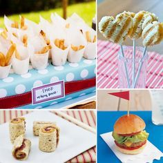 Wedding Food For Kids - love all these simple, miniature sized, and kid favorites. Add them to your menu or create a kid food station for maximum success.