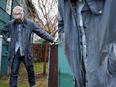 Vintage Barbour Jackets – Wood&Faulk