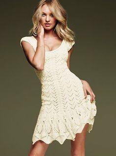 Crochet Dress - Victoria's Secret