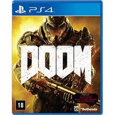 [Submarino] Doom 3 - PS4 - R$134,50 - 1x CCSUB