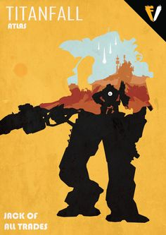 Titanfall | Atlas by FALLENV3GAS.deviantart.com on @DeviantArt