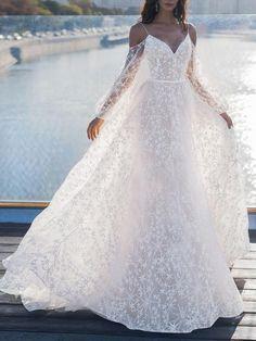 Wonderful Perfect Wedding Dress For The Bride Ideas. Ineffable Perfect Wedding Dress For The Bride Ideas. Backless Maxi Dresses, Maxi Dress Wedding, Perfect Wedding Dress, Dream Wedding Dresses, Floral Maxi Dress, Bridal Dresses, Wedding Gowns, Lace Dress, Boho Dress
