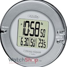 Ceas de birou Casio WAKE UP TIMER DQD-110B-8A
