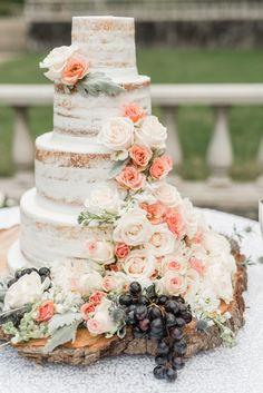 half almost naked wedding cake | norfolk-botanical-gardens-wedding-by-virginia-wedding-photographer-photo_6660.jpg