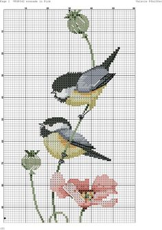 Embroidery projects clothes free pattern new Ideas Cross Stich Patterns Free, Free Cross Stitch Charts, Cross Stitch Bookmarks, Cross Stitch Cards, Cute Cross Stitch, Cross Stitch Animals, Cross Stitch Flowers, Cross Stitch Designs, Cross Stitching