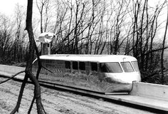 Aérotrain Expérimental 1966