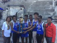 Caitlin Franco (Equality Charter School) | Blogspot: Equality Track Dominates at City Championship
