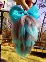 Cheshire cat tail by Brittastic174