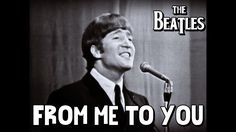 The Beatles - From Me To You (Subtitulada) 1+
