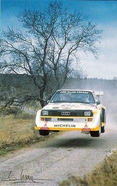 Audi E2 Quattro Sport Rallye