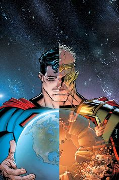 Full Spoilery Cover To Action Comics #989 Revealed