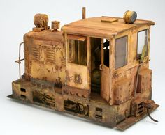 """Railroad Line Forums - The Gallery: Jan 11 """"Show Us Your Weathering"""""""