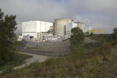 La plus ancienne centrale nucléaire française en fonctionnement : la centrale de Fessenheim
