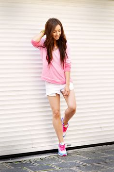 What To Wear With The Nike Air Max [10 pics] | Fashion Inspiration Blog