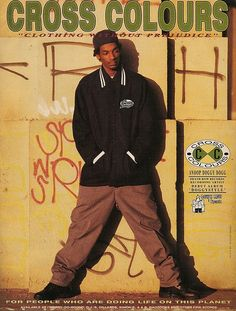 The 90 Best Hip Hop Fashion Ads Of 90s