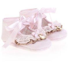 Baby shoes monnalisa