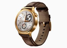 9fd1eedc164 Huawei Watch Is A New Android Wear Smartwatch Android Wear Smartwatch