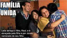 Muza :: Informe-se, Inspire-se!: Programa de TV exibiu a relação namoro homossexual e família