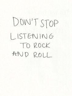 Rock 'n roll forever! #rock'nroll #rock #music