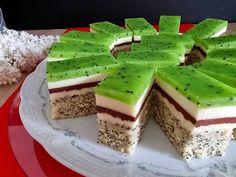 Romanian Desserts, Kiwi, Tiramisu, Biscuits, Pudding, Tasty, Sweets, Ethnic Recipes, Videos
