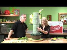 oin J Schwanke... The Flower Expert from uBloom.com and learn how to design Flowers and Create FUN Flower Projects. JTV teaches you Flower Design STEP BY STEP... it's Simple and Easy with J's Awesome Tips, Tricks, Techniques and Secrets... In this Episode: Calla Tower Arrangement and Guest Beth O'Reilly AIFD