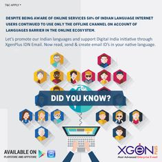 Looking for an advance business email hosting provider for SMB or Enterprise? Deploy XgenPlus - All in One Enterprise Email Solution. Business Emails, Buy Business, Email Id, Email Address, Digital India, Indian Language, Languages, How To Apply, Let It Be