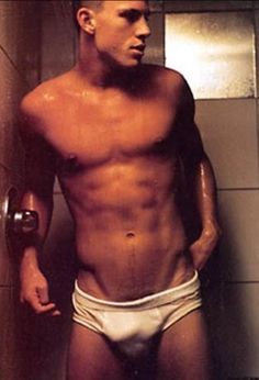 Channing Tatum... yep... i may go blind for looking at the computer screen for so long!