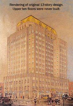 Gillette-Tyrell Building | Buildings in the National Register of Historic Places | Tulsa Preservation Commission