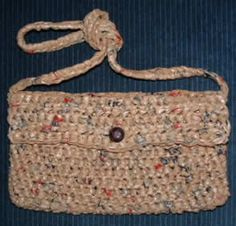 Tips for Crocheting with Plastic Bags