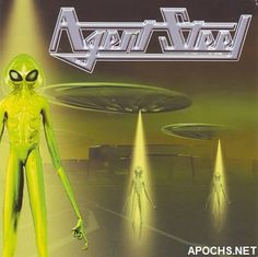 Agent Steel band | Agent Steel: Earth Under Lucifer