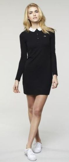 Tyler's Tennis-Inspired Dress - Fashionista