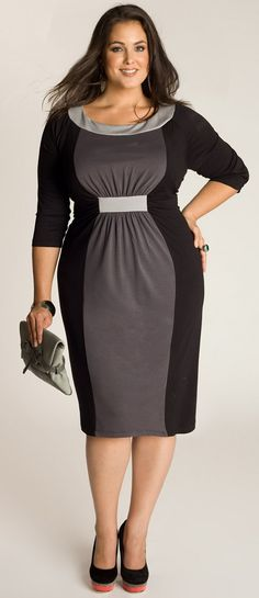 Sophia Dress in Plus Sizes