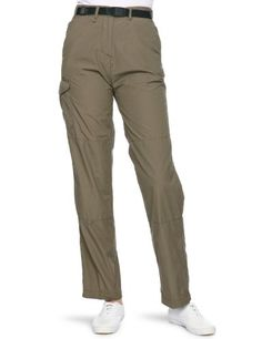 Craghoppers Womens Classic Kiwi Full Length Pants RegularLitchen Green10 >>> Be sure to check out this awesome product.