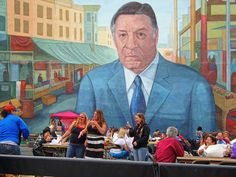 #METROPHILADELPHIANEWS  Respect The Legend Frank Rizzo. Stop Vandalizing Frank's Likeness. Philadelphia PA Govt. And Police Must Do More To Assist & Protect Citizens, Victims And Witnesses!