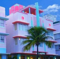 Stream South beach by from desktop or your mobile device South Beach Miami, Miami Florida, Miami Pictures, Latinas Be Like, Miami Architecture, Miami Art Deco, Sims, Pop Art, Estilo Art Deco