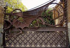 El drac de Gaudí / Gaudi's dragon