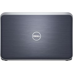 """Dell Ultrabook 15.6"""" Touch-Screen Laptop 8GB Memory 500GB Hard Drive Moon Silver"""