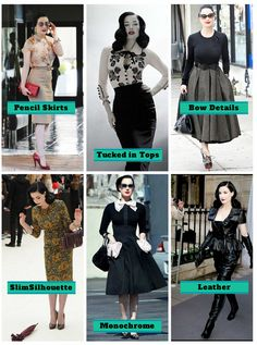 Dita Von Teese - Style Inspiration with £10 #styleonabudget - Alternatively Lovely - Rockalily