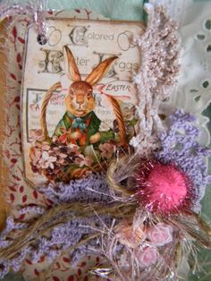 Nook and Cranny-Easter tag