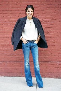 FLARE JEANS INSPIRATION