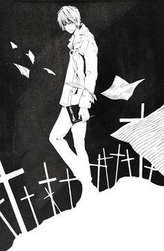 Death Note: Kira/Light.