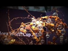 Fleurop Interflora WORLD CUP Berlin 2015 - YouTube Berlin, Flower Video, World Cup, Ceiling Lights, Christmas Ornaments, Holiday Decor, Flowers, Youtube, World Cup Fixtures
