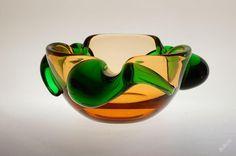ashtray, P. HLAVA - Škrdlovice, 1950 - 1970.
