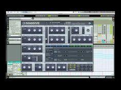 How to Create Gated Trance Pad like Camo & Krooked in NI Massive - YouTube